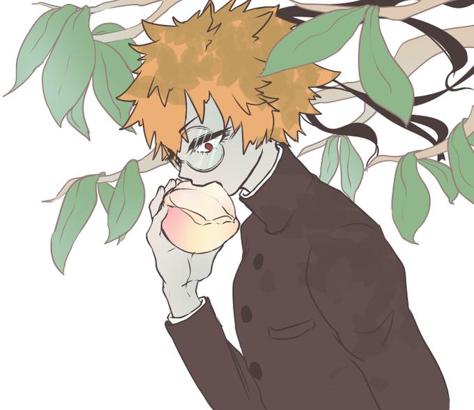 桃は魔除けの果実である