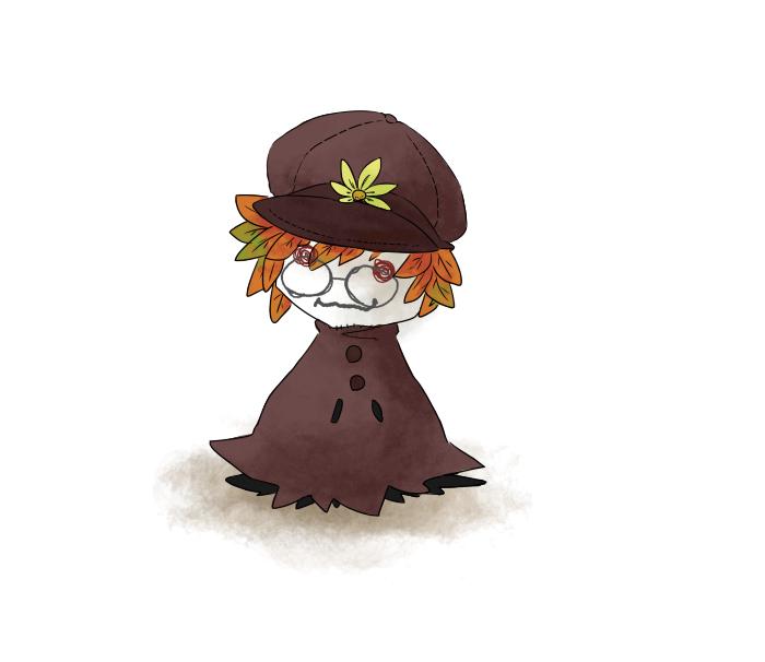 鶴多に擬態するミミッキュ